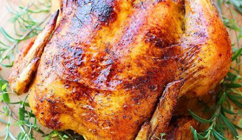 Menu Sihat: Kawal Makan Ayam, Ambil Secara Sederhana