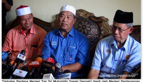 VIDEO : Pembangunan Kelantan T'jawab PAS, Bukan BN