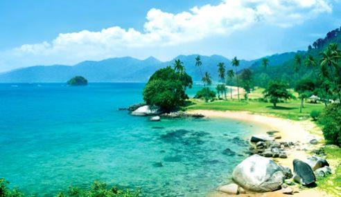 Pelancong Perancis Hilang Di Pulau Tioman