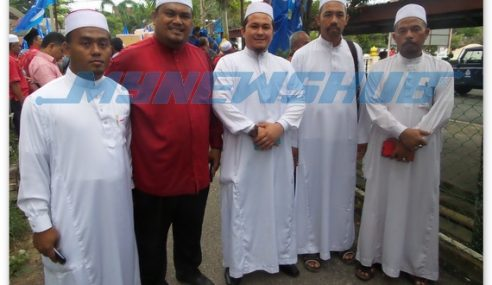 NGO Gerakan Ustaz Muda Di Kelantan
