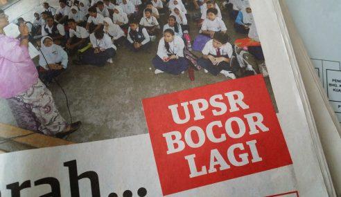 Isu UPSR Bocor: Murid Dyslexia Saman Kerajaan