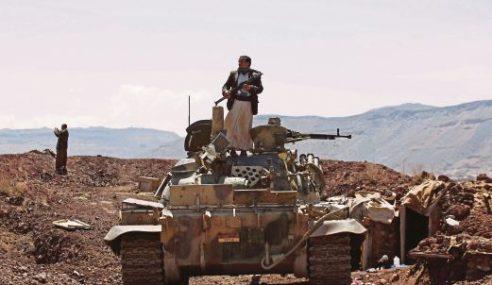 200 Maut Dalam Pertempuran Di Yaman