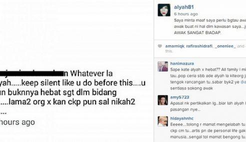 Alyah Muatnaik Gambar Akaun Pengikut Biadap Di Instagram