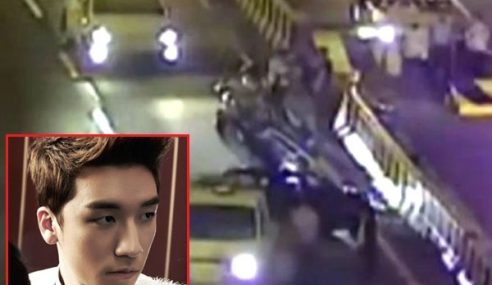 Anggota Big Bang, Seungri Ditimpa Kemalangan