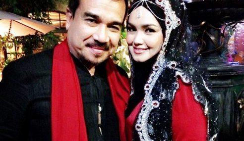 Rizman Ruzaini Mahu Reka Baju Mengandung Untuk Siti Nurhaliza?