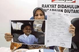Wisma Putra, Bantu Ibu Ini Bawa Kembali Anaknya Dari Pakistan