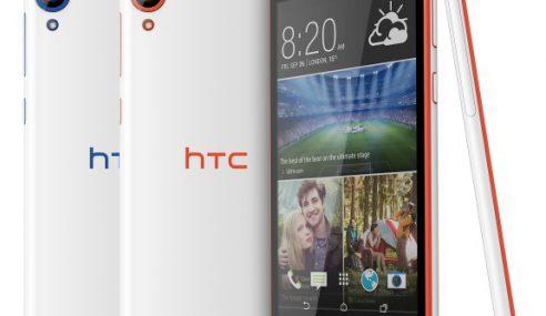 HTC Desire 820 Dilancarkan Dengan Kamera Selfie 8MP