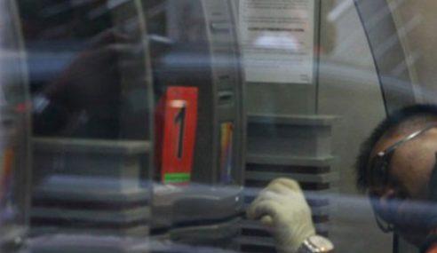 Sekurang-Kurangnya 4 Kes Godam Mesin ATM Di Selangor Hari Ini