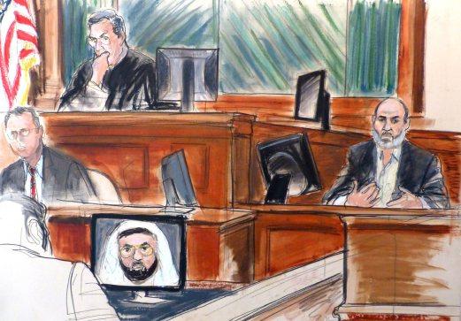 Jurucakap Osama Mungkin Di Penjara Seumur Hidup