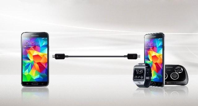 Kabel Yang Mengubah Peranti Samsung Menjadi Power Bank?