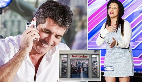 Simon Cowell Selamatkan Peserta X Factor Daripada Dipecat Majikan