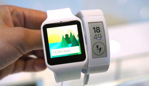 Sony SmartWatch 3 : Hadir Dengan Android Wear Yang Tahan Lasak