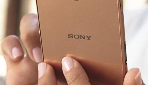 Gambar Sony Xperia Z3 Yang Tertiris