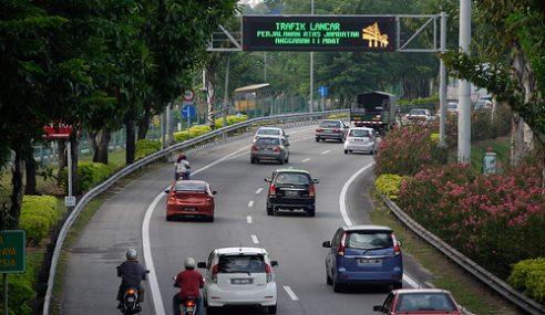 Aliran Trafik Di Semua Lebuh Raya Utama Dilaporkan Lancar Pagi Ini