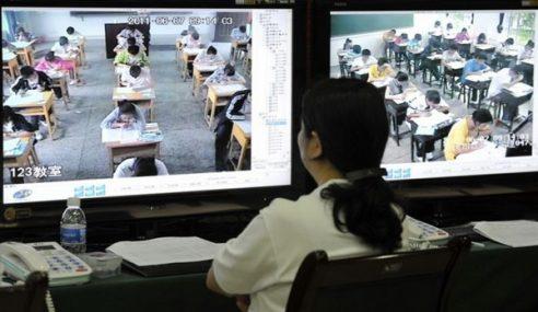 2,500 Guna Fon Kepala Tipu Periksa Di China