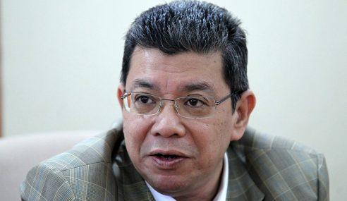 Saifuddin Abdullah Umum Sertai PKR