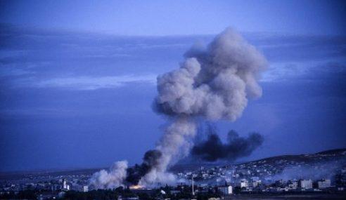 IS Lancar Serangan Terbaharu Di Kobani