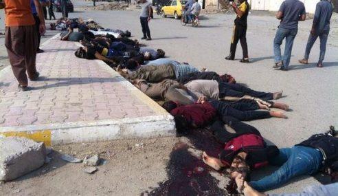 IS Bunuh 40 Puak Minoriti Albu Nimr
