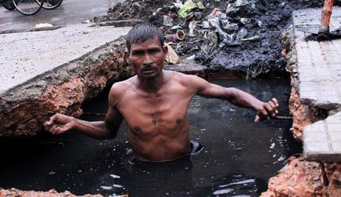 Pekerjaan Yang Jijik Dan Berbahaya Demi Sesuap Nasi!