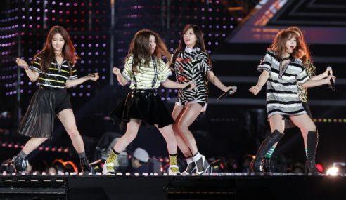 16 Maut Di Konsert K-Pop, Besi Penghadang Pengudaraan Runtuh