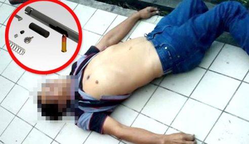 Lelaki Maut Di Bintulu: 'Ball Pen Gun' @ Rokok Elektronik Puncanya?