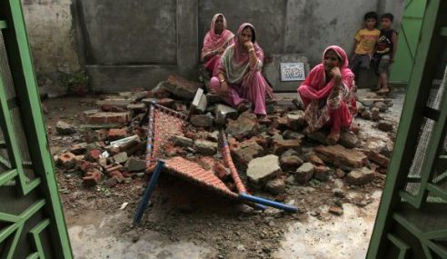 Pakistan Diberi Amaran Henti Bedil Kashmir