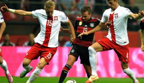 Kelayakan Euro 2016: Poland Kejutkan Jerman