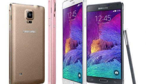 Attn Penggila Gajet: Samsung Note4 Mula Dijual Jumaat Ini