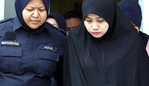 Wanita Didakwa Beri Sokongan Kepada Militan IS