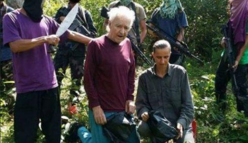 Abu Sayyaf Ugut Sembelih Warga Jerman Jika Tak Diberi RM18J