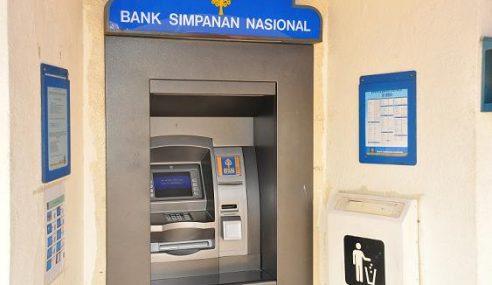 Perompak Gagal Rompak Mesin ATM BSN Di Sarawak