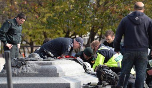 Dua Maut Dalam Insiden Serangan Di Parlimen Kanada
