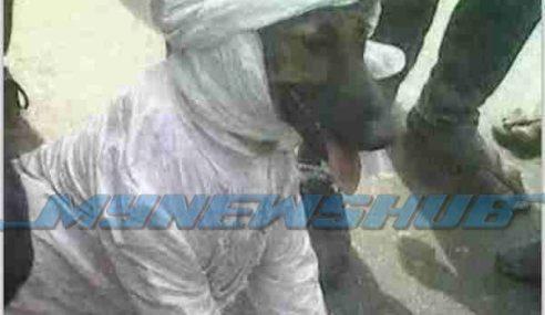 Anjing Dipakai Serban Dan Jubah, Perbuatan Hina Ulama Islam
