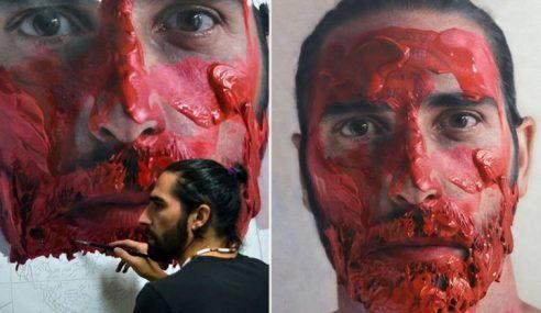 Lukisan Hyper-Realistik Ini Pasti Membuatkan Anda 'Ternganga'
