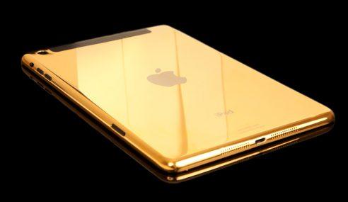 Tentu Cun.. iPad Air Baru Dijangka Hadir Dengan Pilihan Warna Emas
