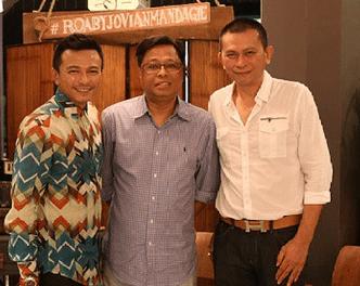 Jovian Mandagie Buka Restoran Di Shah Alam