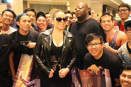 Mariah Carey Shopping Baju Konsert Di Star Hill, Bukit Bintang