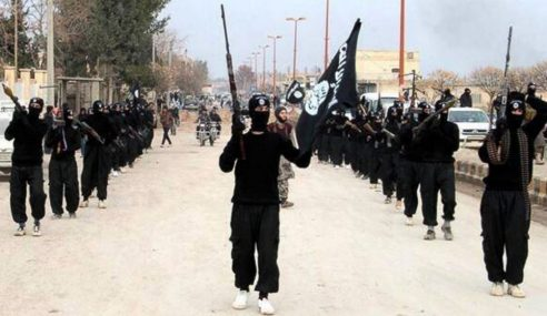 5 Suspek Militan ISIS Pulang Ke Malaysia, 3 Ditahan