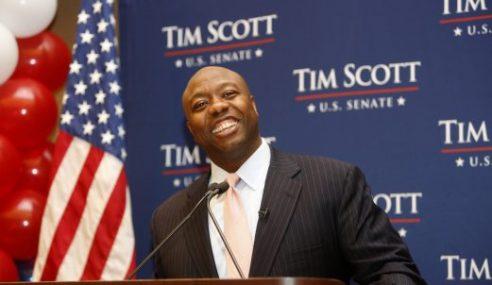 Carolina Selatan Pilih Senator Kulit Hitam Pertama