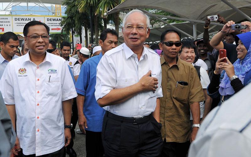 Dana Subsidi Minyak Diguna Bangunkan Sosioekonomi –  Najib