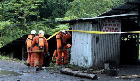 Bomba Arah Lombong Arang Batu Ditutup Sementara