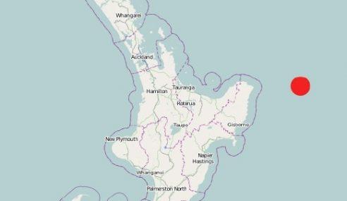 Gempa Kuat 6.7 Magnitud Landa Utara New Zealand