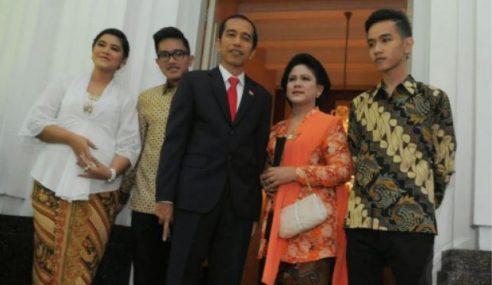 Anak Presiden Jokowi, Buka Kelas Bahasa Inggeris Percuma