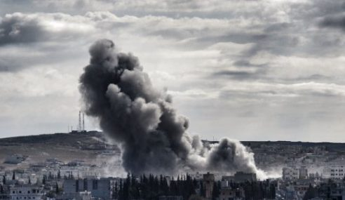 IS Dakwa Kuasai Telaga Minyak Di Wilayah Homs