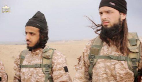 Dua Rakyat Perancis Disahkan Dalam Video IS