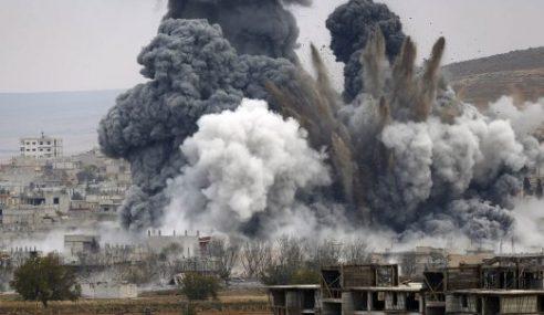 Serangan Udara Tidak Lemahkan IS – Syria
