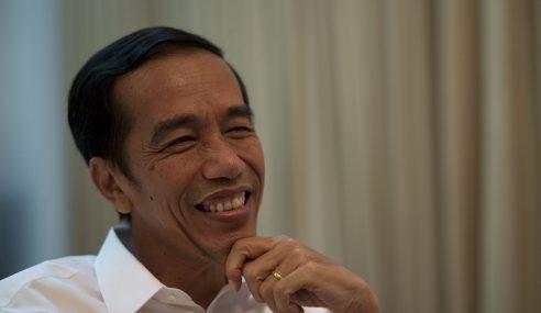 Tuntutan China Tidak Berasas – Jokowi