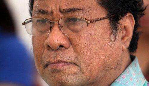 Bekas MB Selangor Doakan Nik Aziz Dilindungi Allah