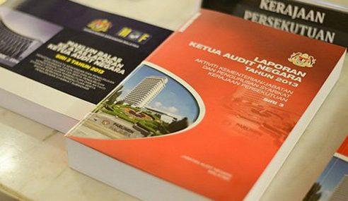 Ada Pegawai Kerajaan Gelapkan Hampir RM1 Juta, Masih Bebas!