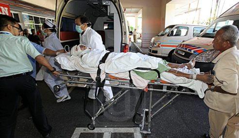 Letupan: 6 Mangsa Dihantar Ke Hospital Di Semenanjung